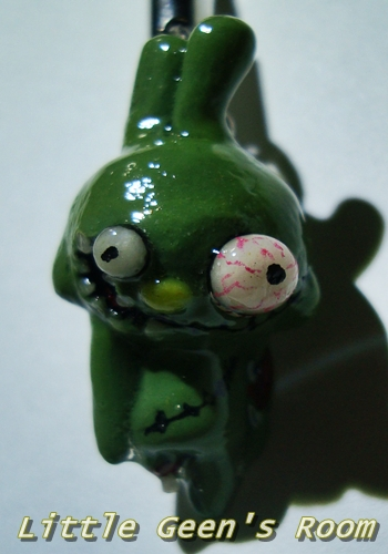 ゾンビうさぎ緑3