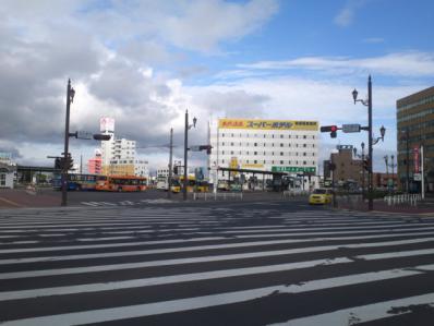 釧路バスターミナル