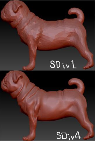 sculptris pug1