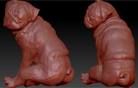 sculptris pug2