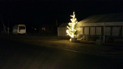 クリスマスツリー-s