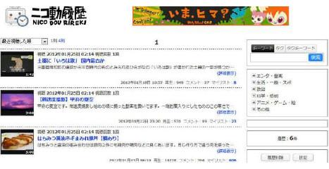 ニコ動履歴58-407