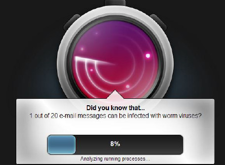Bitdefender QuickScan002