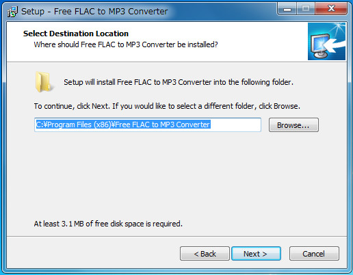 Free FLAC to MP3 Converter-689