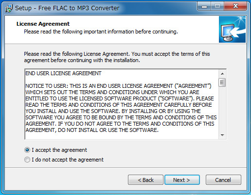 Free FLAC to MP3 Converter-893