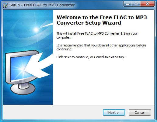 Free FLAC to MP3 Converter7