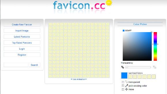 ファビコンを自作32-21-234