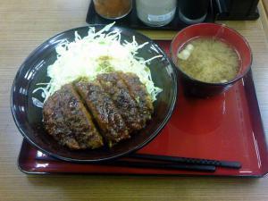 みそカツ丼^^