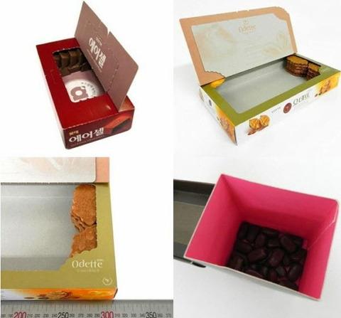 韓国 お菓子 包装