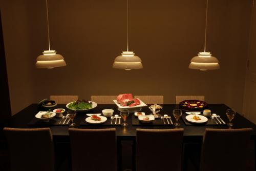 モランボン 韓国料理 東京