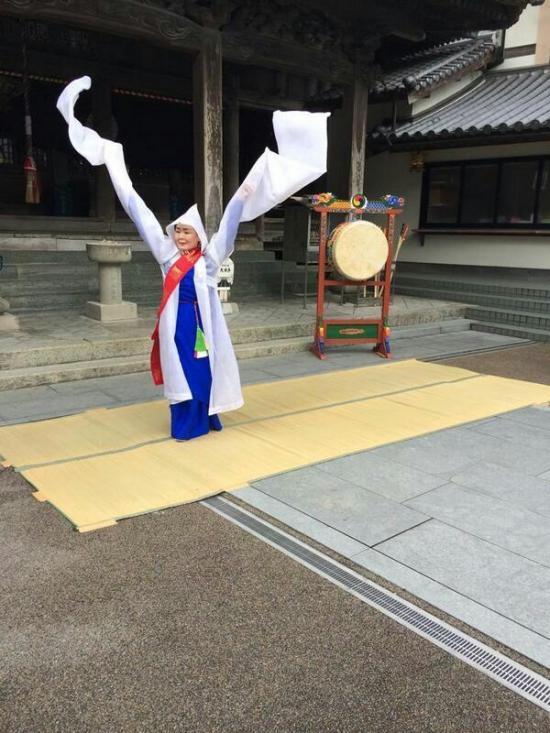 徳島 お遍路 大日寺 朝鮮人