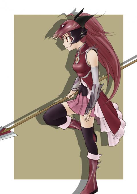 竜騎士杏子