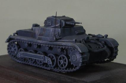 エッシー 1/72 I号戦車