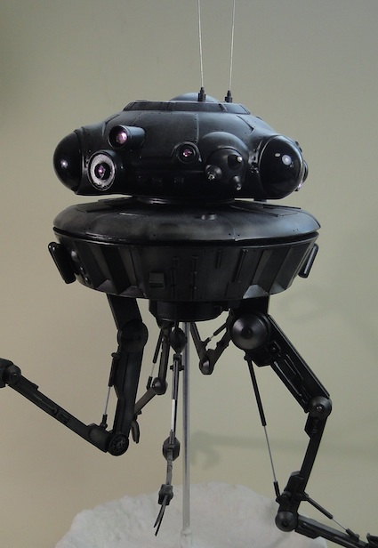 SMT 1/6 プロボット Viper probe droid