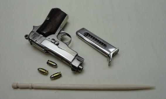 Beretta M1934ベレッタ1/4
