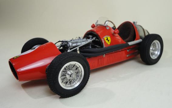 モデルファクトリーヒロの 1/24 フェラーリ500F2