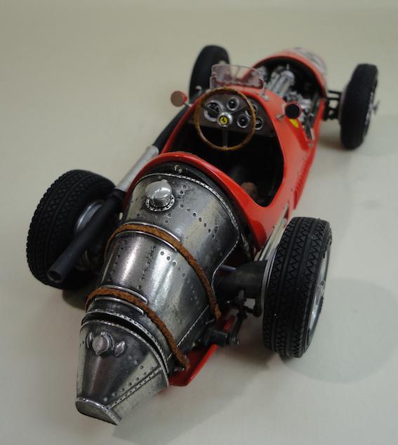 フェラーリ500F2 モデルファクトリーヒロ