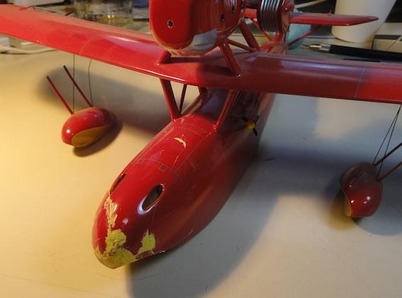 紅の豚 デスクトップモデル