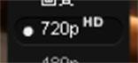ブログ動画を720Pで見る_16 720Pの文字1.5倍JPG
