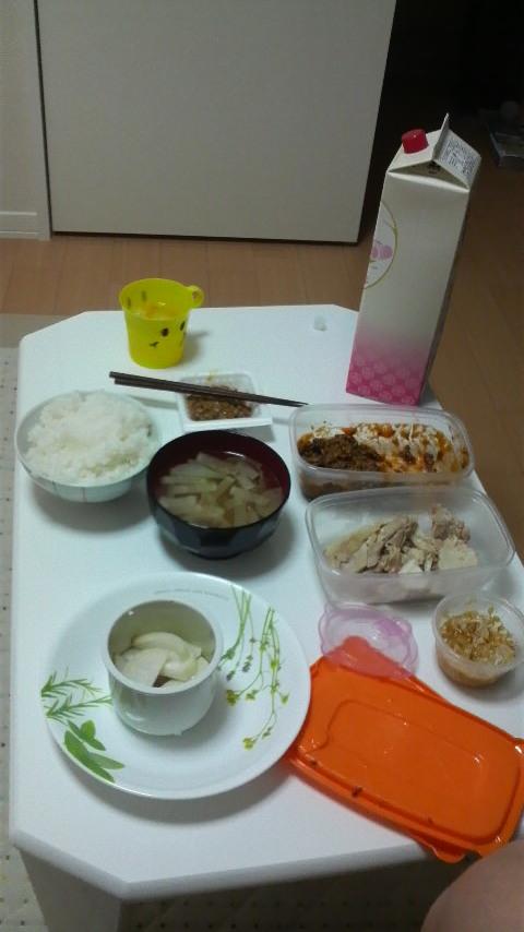 20110731夕飯