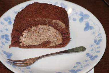 チョッポ.ノッコのロールケーキ