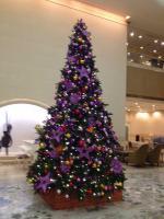 オークラクリスマスツリー
