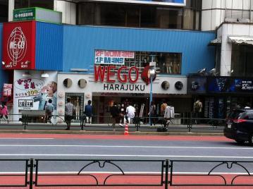 WEGO原宿本店