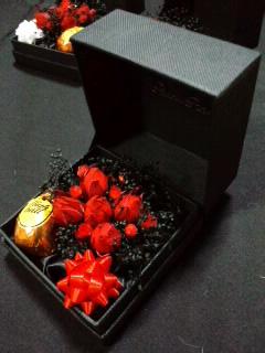 ジュエリーボックス黒タイプ