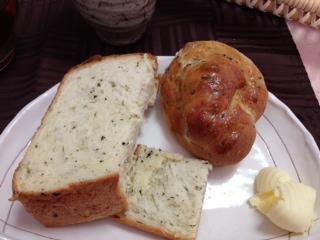 うぐいすパン 食パン2