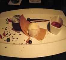 メリディアン台北 イタリアンレストラン1