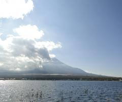 忍野~富士山1