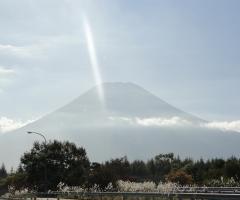 忍野~富士山3