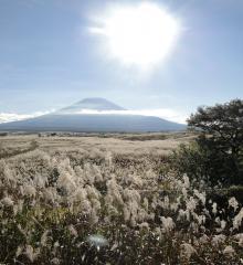 忍野~富士山5