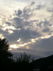 20110822空~♪ハート