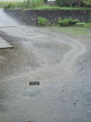 20110823雨降り~♪