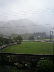 20110823雨降り~♪2