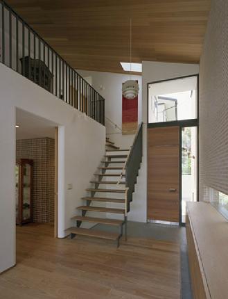 スリット階段