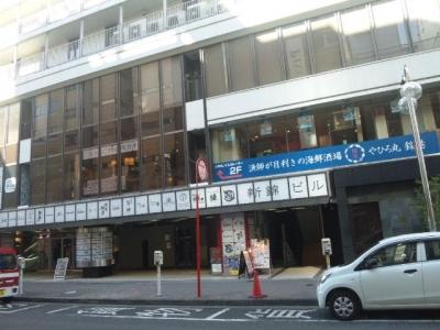 141028やひろ丸錦港外観