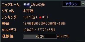 77777きる