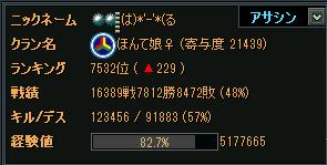 123456キル