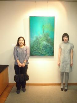 高田裕子展2011・1