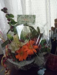 お祝いの花2