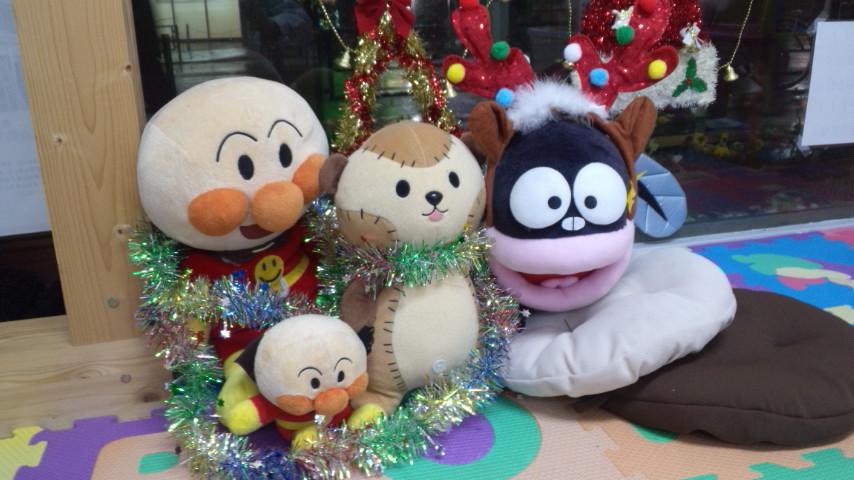 20141216クリスマス飾り