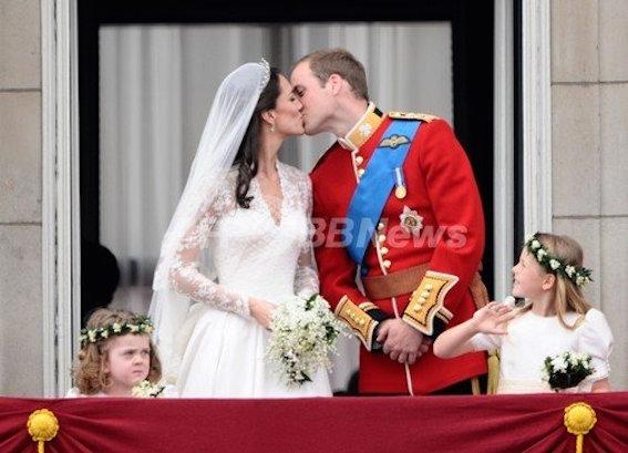 ウィリアム王子結婚 画像