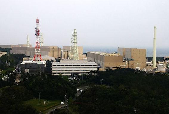 浜岡原発 画像