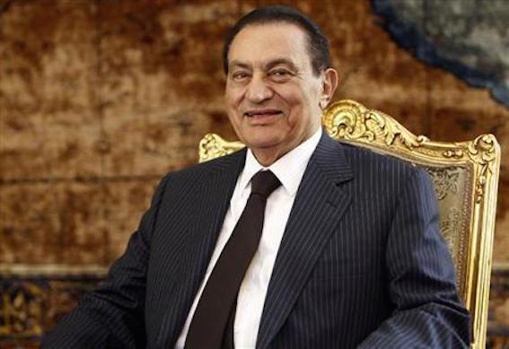 エジプト ムバラク大統領