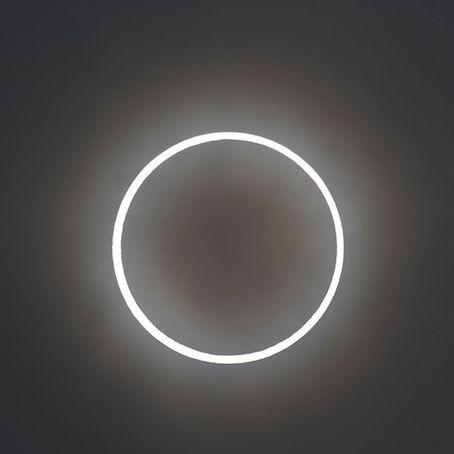 金環日食 画像