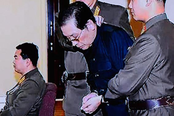 北朝鮮 張成沢前国防副委員長