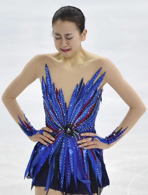 浅田真央 ソチオリンピック 画像