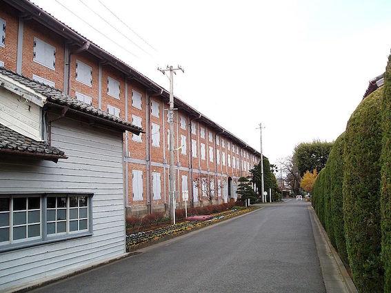 富岡製糸場 画像